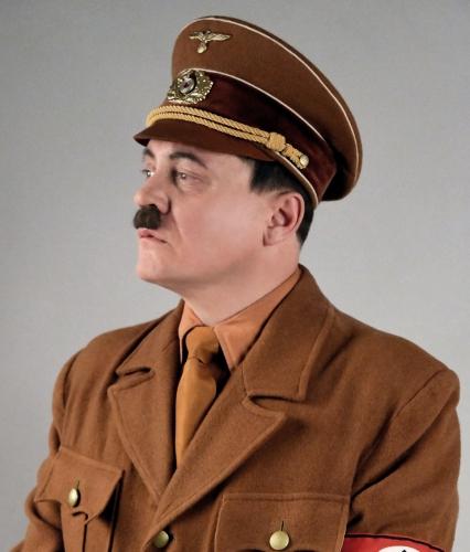 Рейхсканцлер Адольф Гитлер
