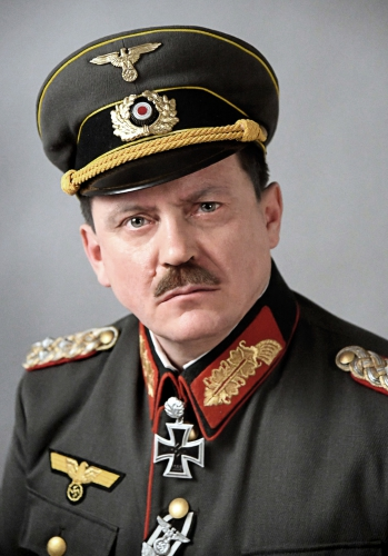 Генерал-полковник Хайнц Вильгельм Гудериан