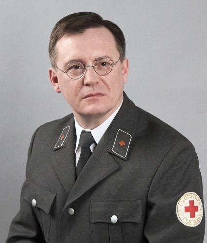 Сотрудник Немецкого Красного Креста, Вторая мировая война